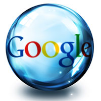 Google Crytasl Ball 200 x 200