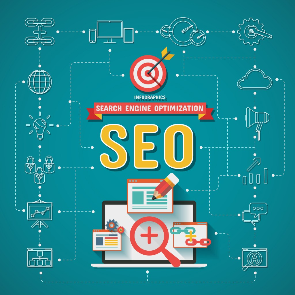 SEO Search engine optimization Infographics 2