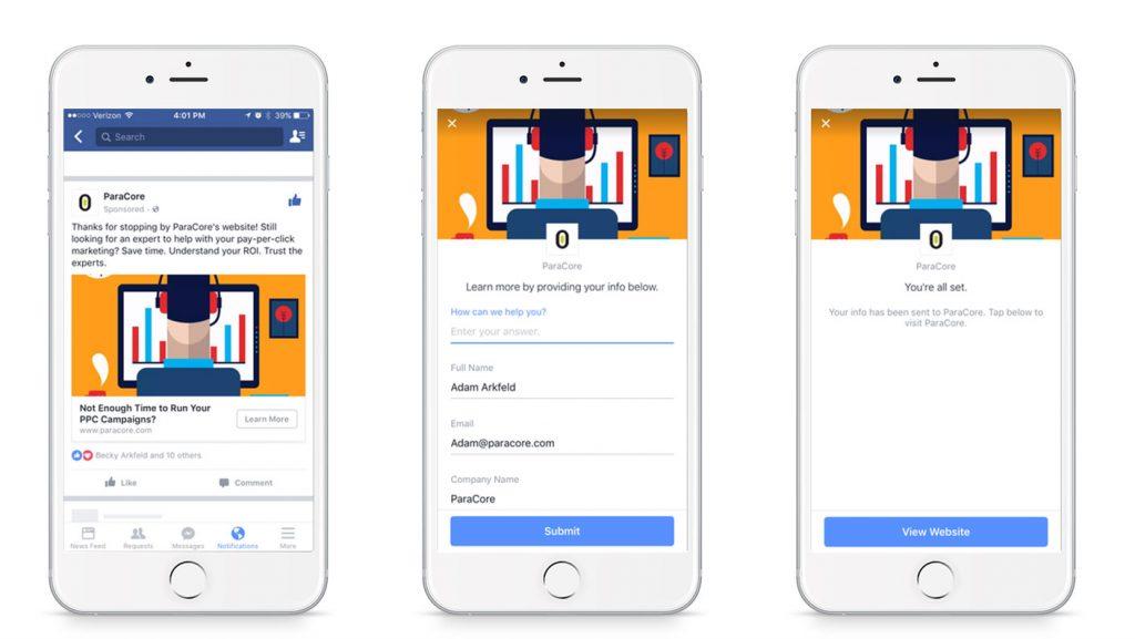 Facebook Ad Type